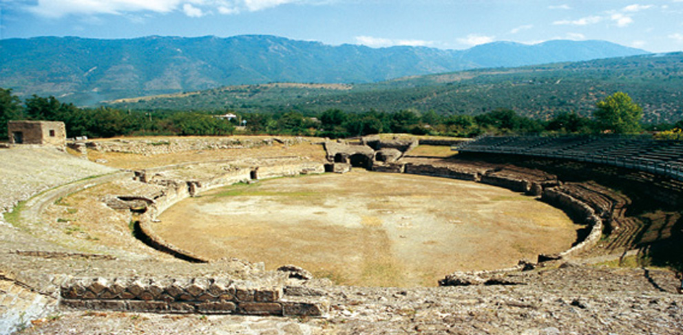 Avella - L'Anfiteatro